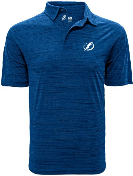 Levelwear Men's Tampa Bay Lightning Sway Royal Polo