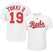 "Majestic Men's Cincinnati Reds Joey Votto ""Tokki 2"" MLB Players Weekend T-Shirt"