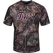 Majestic Men's Detroit Tigers Be The Best Camo T-Shirt