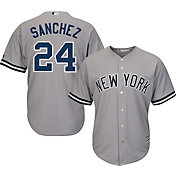 Product Image · Majestic Men s Replica New York Yankees Gary Sanchez  24  Cool Base Road Grey Jersey e52a01d12