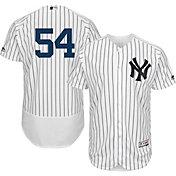 Product Image · Majestic Men s Authentic New York Yankees Aroldis Chapman   54 Flex Base Home White On- 67996a2d916