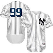 448665329 Product Image · Majestic Men's Authentic New York Yankees Aaron Judge #99  Flex Base Home White On-