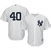 dda350d90c9 Product Image · Majestic Men s Replica New York Yankees Luis Severino  40  Cool Base Home White Jersey