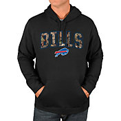 Majestic Men's Buffalo Bills Heritage Camo Pullover Hoodie