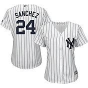 28375a427 Product Image · Majestic Women s Replica New York Yankees Gary Sanchez  24  Cool Base Home White Jersey
