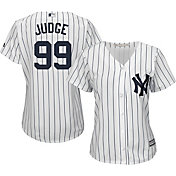 Product Image · Majestic Women s Replica New York Yankees Aaron Judge  99  Cool Base Home White Jersey c9c586fb781