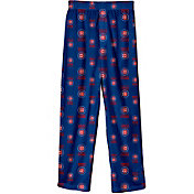 Majestic Youth Chicago Cubs Team Logo Pajama Pants
