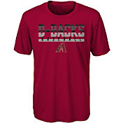 Majestic Youth Arizona Diamondbacks Dri-Tek Wild Card T-Shirt