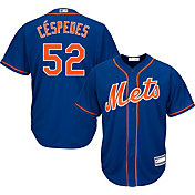 Youth Replica New York Mets Yoenis Cespedes #52 Alternate Royal Jersey