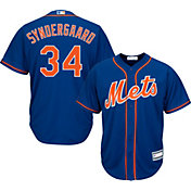 Youth Replica New York Mets Noah Syndergaard #34 Alternate Royal Jersey