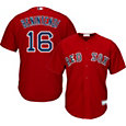 Youth Replica Boston Red Sox Andrew Benintendi #16 Alternate Red Jersey