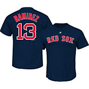 Majestic Youth Boston Red Sox Hanley Ramirez #13 Navy T-Shirt