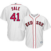 591efc30f Youth Replica Boston Red Sox Chris Sale #41 Home White Jersey