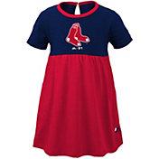 Majestic Youth Girls' Boston Red Sox Twirl Dress