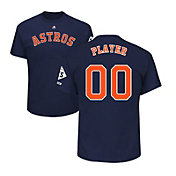 Majestic Youth Full Roster Replica 2017 World Series Houston Astros Navy T-Shirt