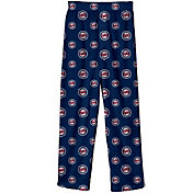 Majestic Youth Minnesota Twins Team Logo Pajama Pants