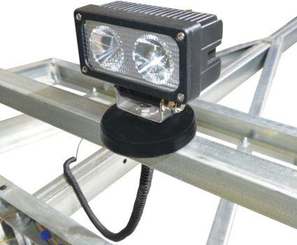 Malone MegaSport Flood Light with Magnetic Mount