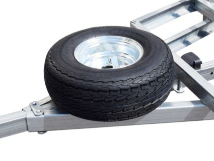 Malone MegaSport Spare Tire with Lock Attachment