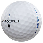 Maxfli SoftFli Matte Golf Balls ? White