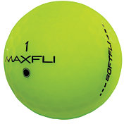 Maxfli SoftFli Matte Golf Balls ? Green