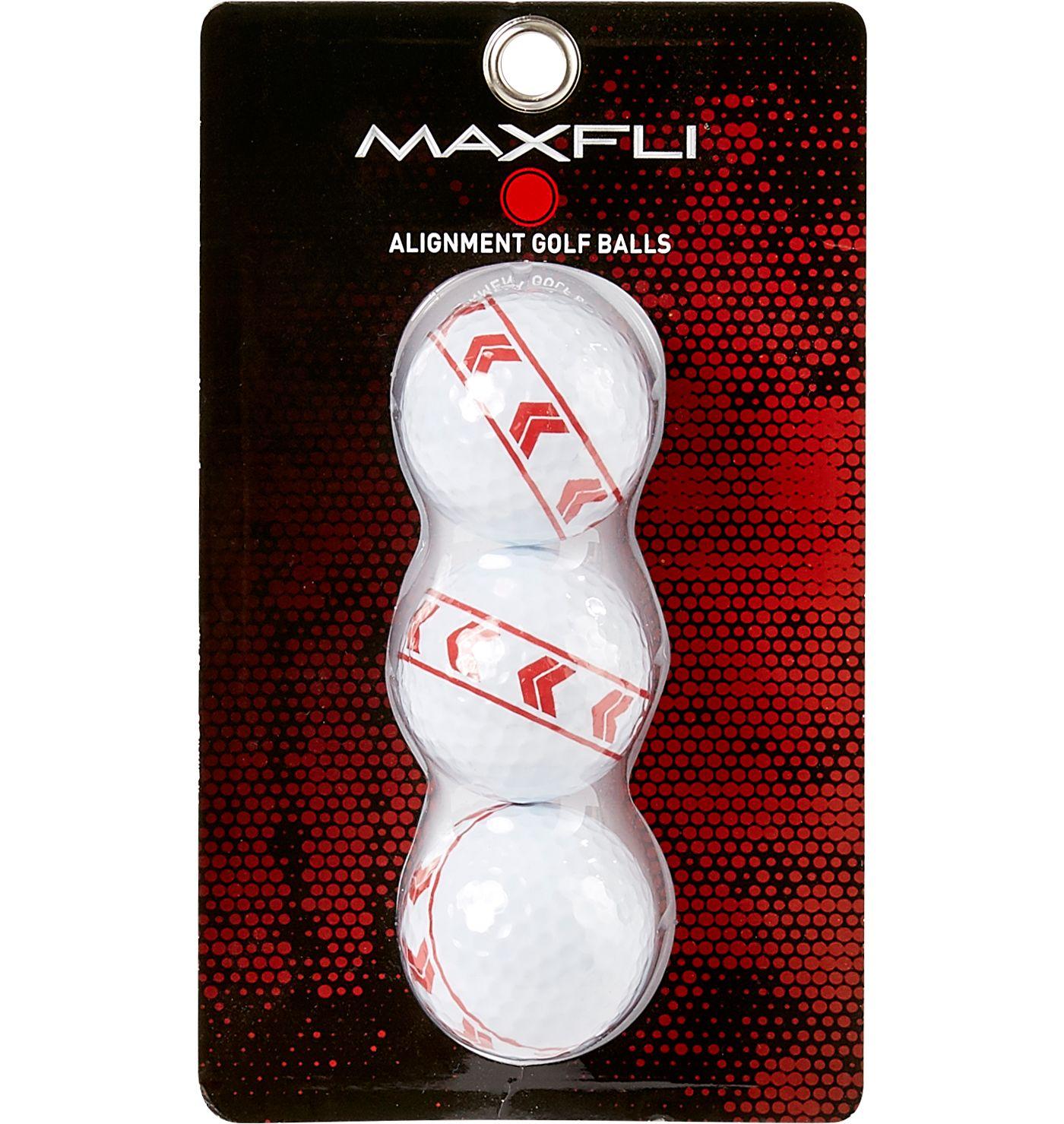 Maxfli Alignment Golf Balls