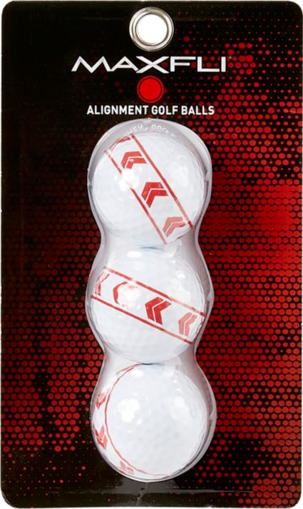 Maxfli Alignment Golf Balls