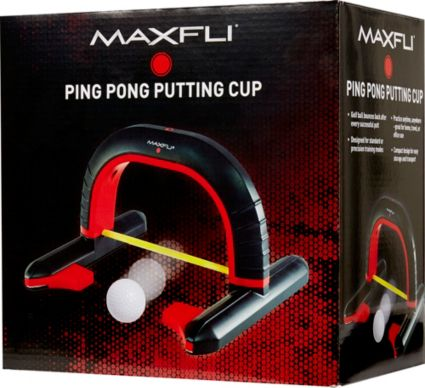 Maxfli Ping Pong Putting Cup