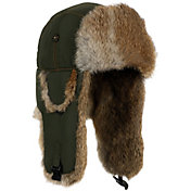 MAD BOMBER Men's Supplex Faux Fur Hat
