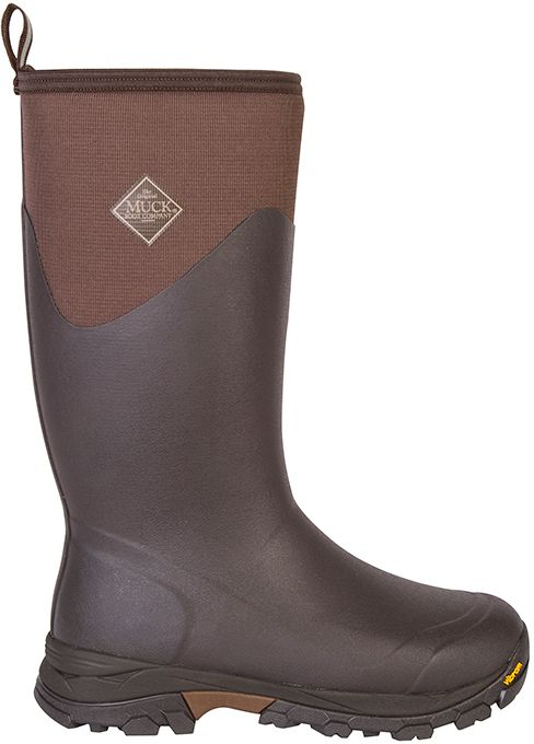 Muck Boots Men's Arctic Ice Tall Insulated Waterproof Winter Boots, Size: 13.0, Brown