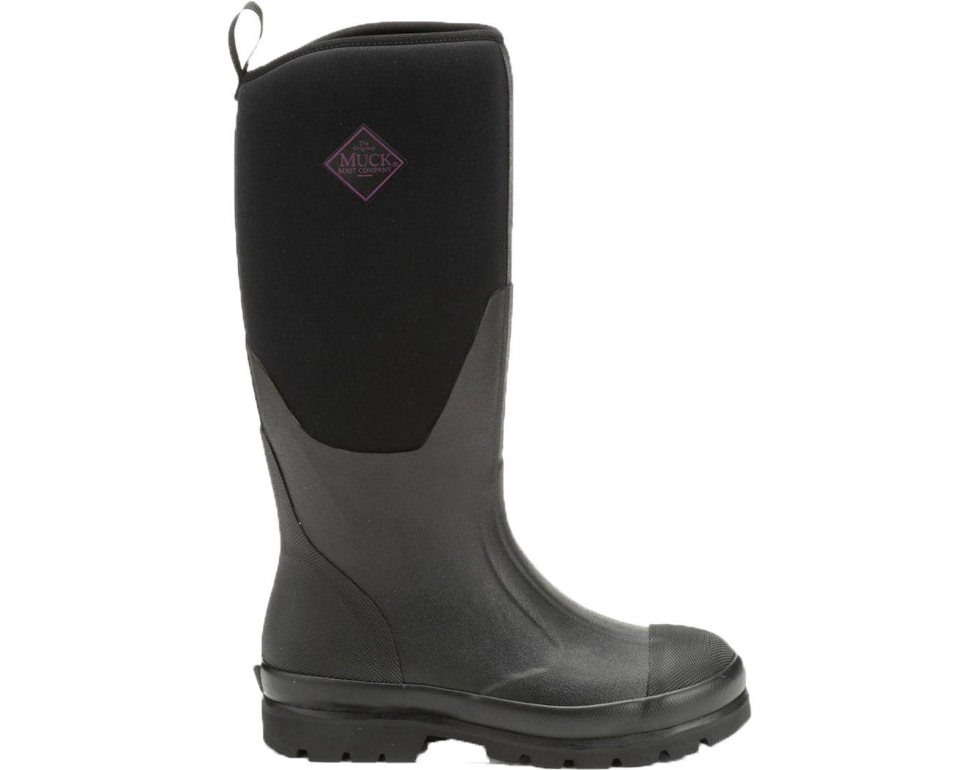 Muck Boots Women's Chore Tall Waterproof Work Boots