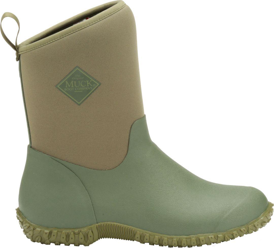 6ce8d644381 Muck Boots Women's Muckster II Mid Rain Boots