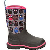 Muck Boots Kids' Element Print Waterproof Winter Boots
