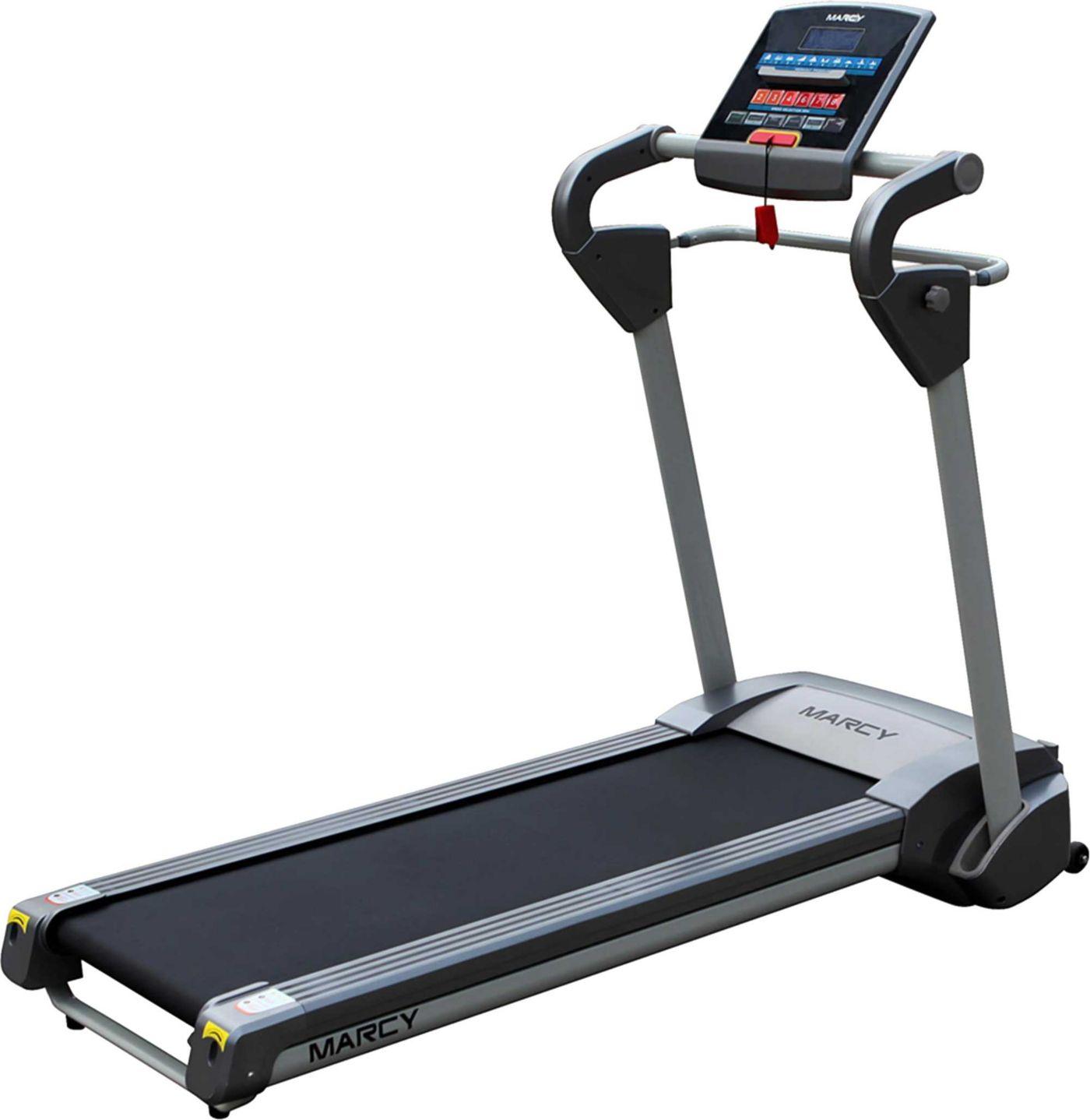 Marcy JX-651BW Easy Folding Motorized Treadmill