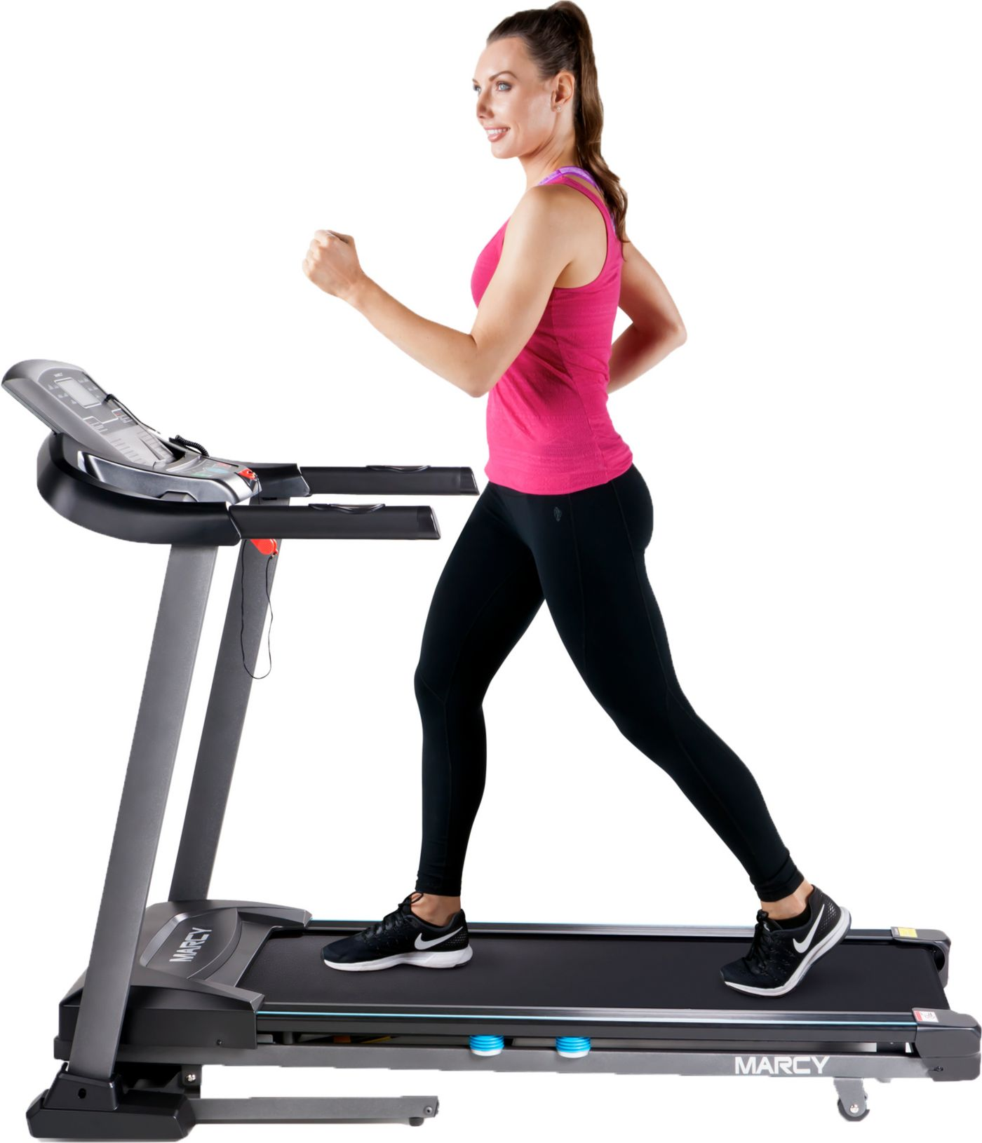 Marcy JX-663SW Motorized Treadmill with Auto Incline