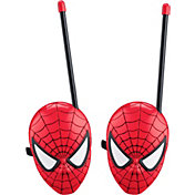 KIDdesigns Marvel Spiderman Walkie Talkies