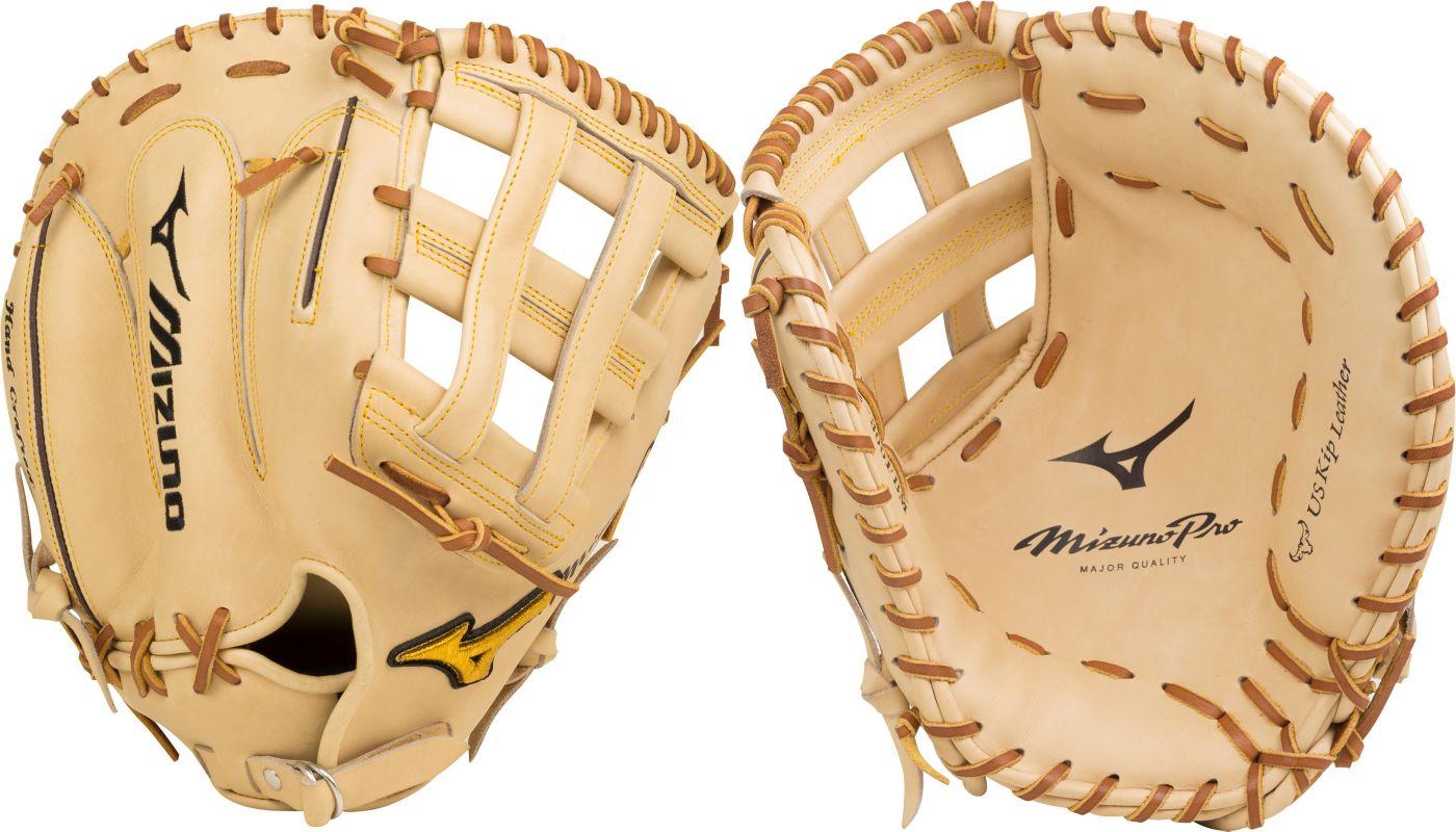 Mizuno 13'' Pro Series First Base Mitt