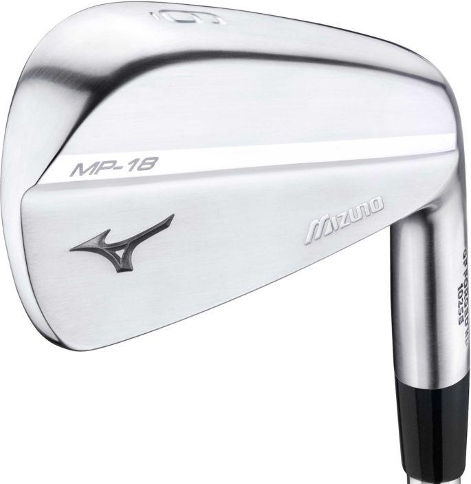 7ac8cc63fb82 Mizuno MP-18 Irons – Steel | Golf Galaxy