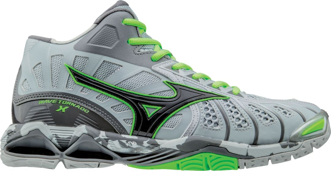56be4722ccae9c Mizuno Men's Wave Tornado X Mid Volleyball Shoes | DICK'S Sporting Goods