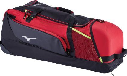 Mizuno Samurai Catcher's Wheeled Bag