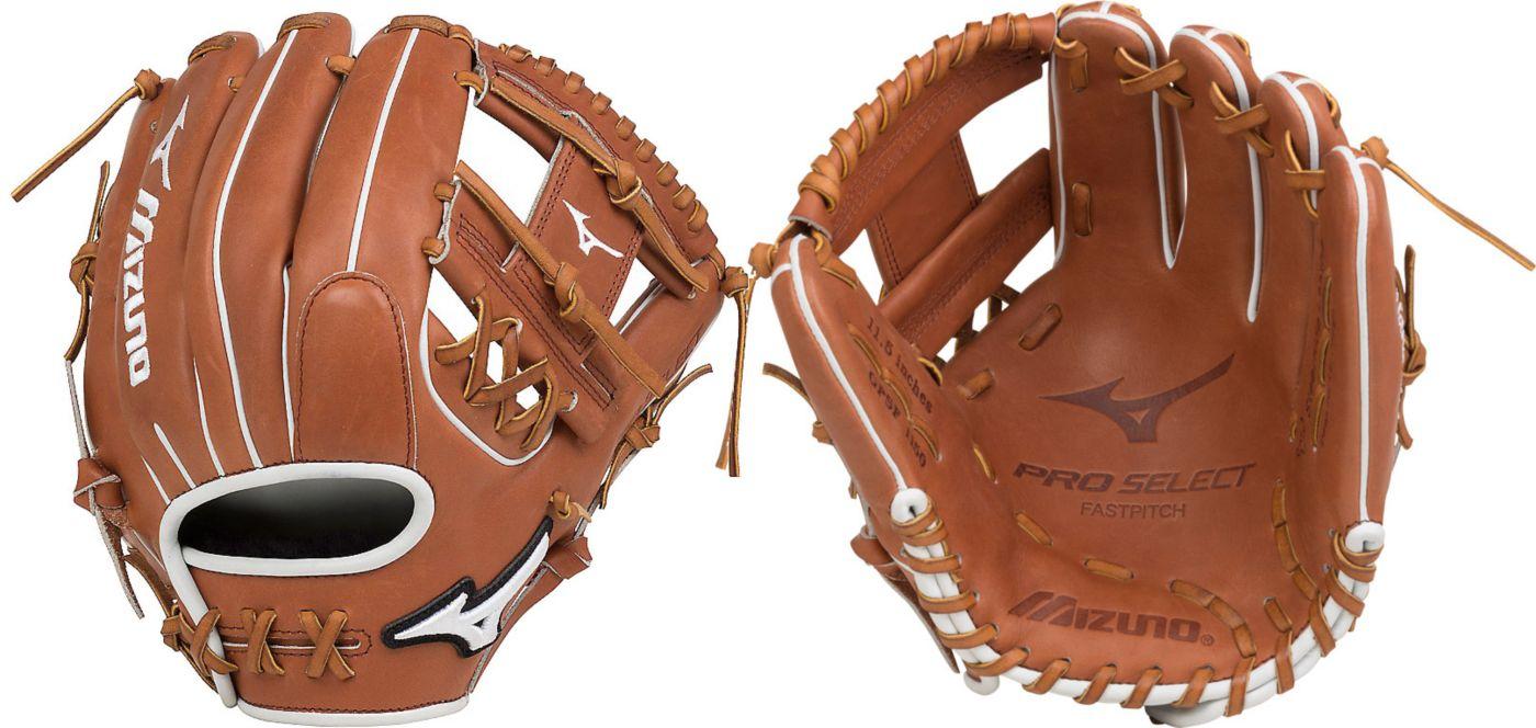 Mizuno 11.5'' Pro Select Series Fastpitch Glove