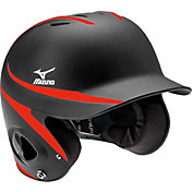 Mizuno L/XL MVP Batting Helmet w/ Fastpitch Mask