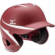 Mizuno L/XL MVP Batting Helmet w/ Fastpitch Mask