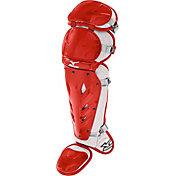 Mizuno Women's 15'' MSSGW1600 Fastpitch Catcher's Leg Guards