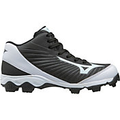Mizuno Kids' 9-Spike Advanced Franchise 9 Mid Baseball Cleats