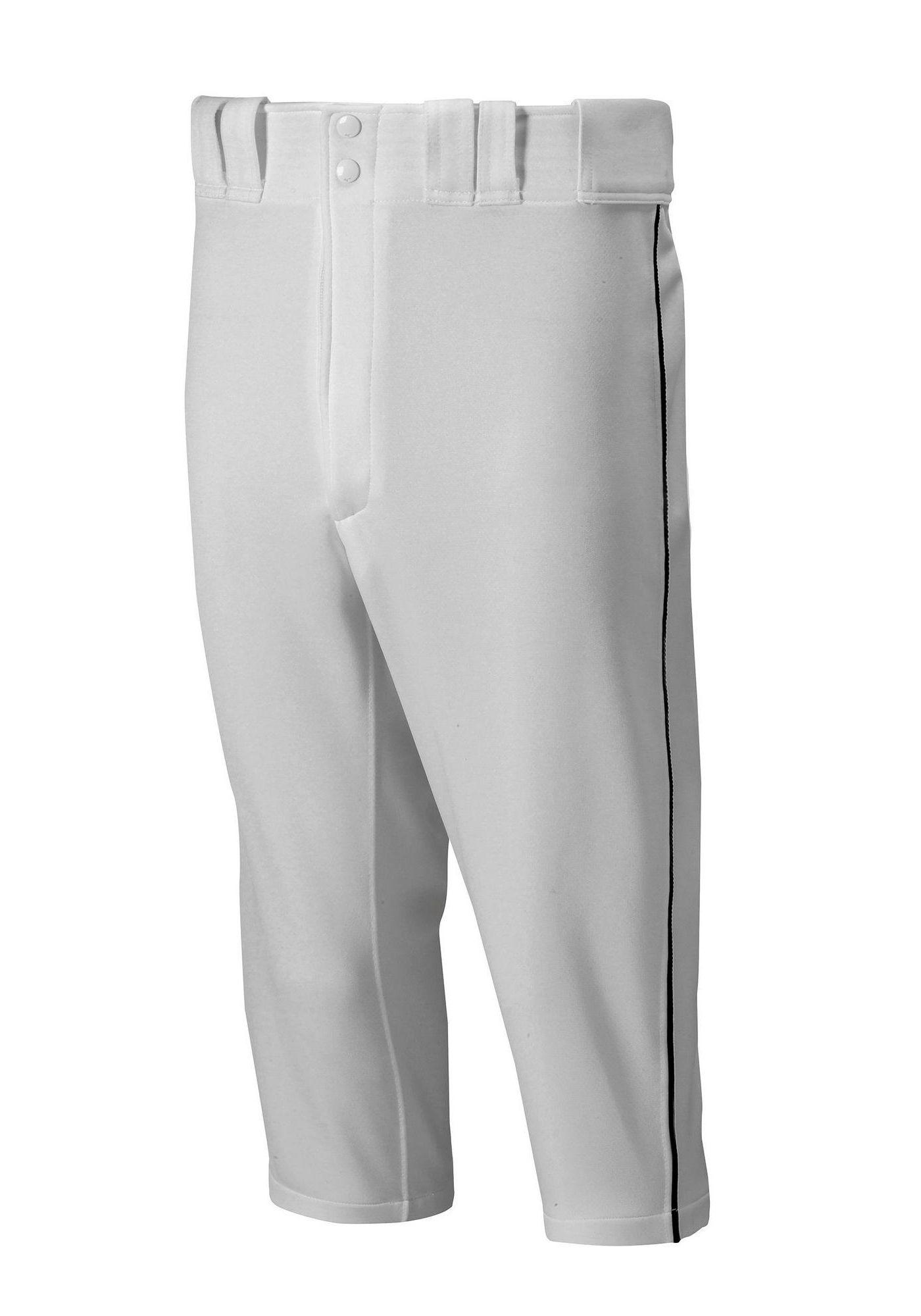 Mizuno Boys' Premier Short Piped Baseball Pants
