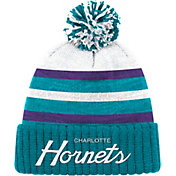 Mitchell & Ness Men's Charlotte Hornets Cuffed Knit Hat
