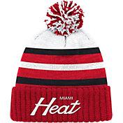 Mitchell & Ness Men's Miami Heat Cuffed Knit Hat