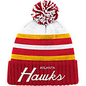 Mitchell & Ness Men's Atlanta Hawks Cuffed Knit Hat