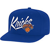 Mitchell & Ness Men's New York Knicks Adjustable Snapback Hat