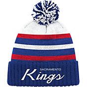 Mitchell & Ness Men's Sacramento Kings Cuffed Knit Hat